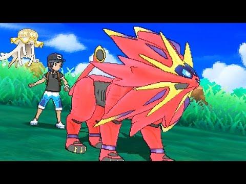 how to get all legendaries in pokemon sun