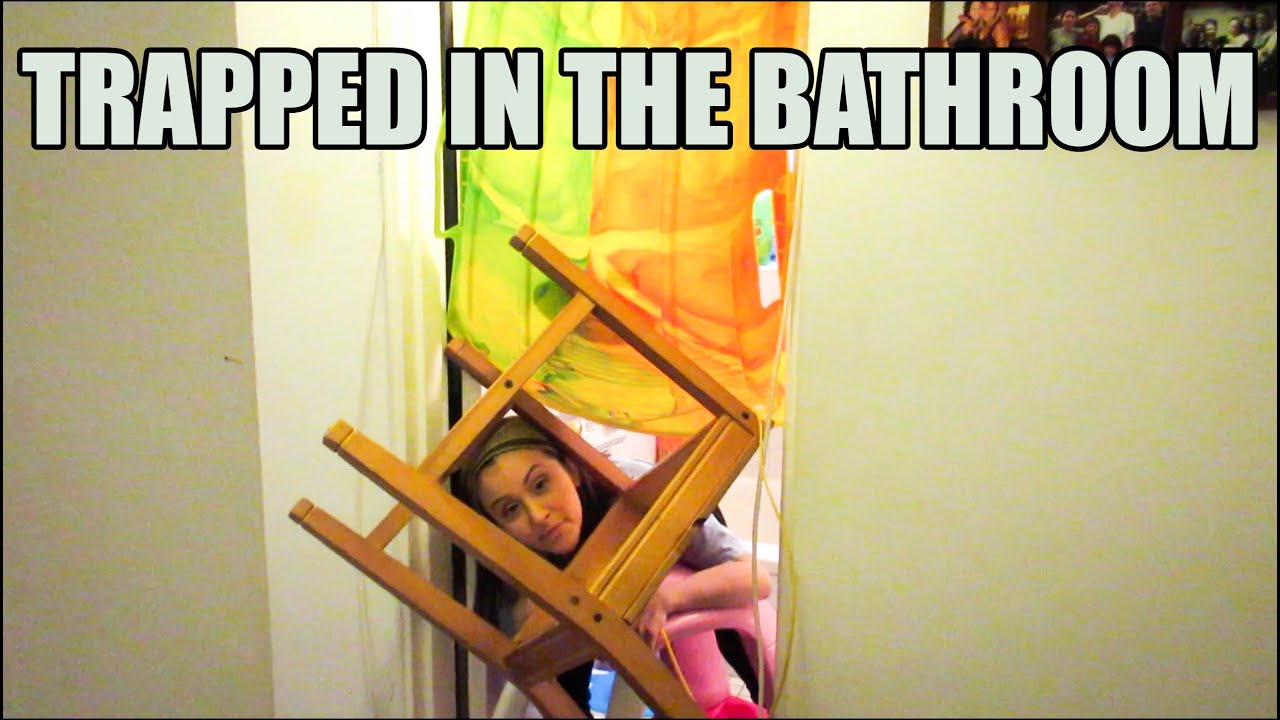 Trapped In The Bathroom Day 489 Daily Vlog YouTube