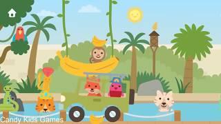 NEW GAME Sago Mini Zoo Pet Game - Play Fun Animal Care Games for Kids