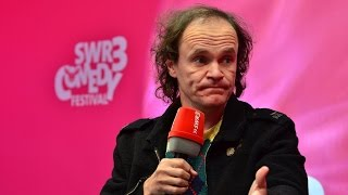 Olaf Schubert im Live-Talk