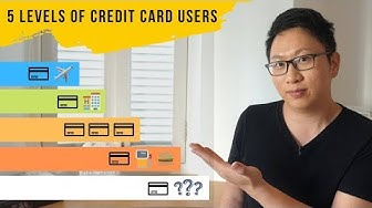 The 5 Different Types of Credit Card Users