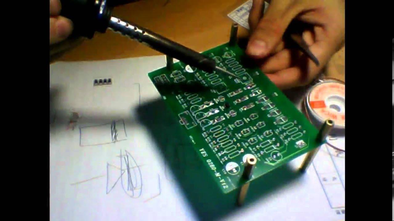 工業電子丙級 音樂盒製作-2 (鯊魚的夜間小實況) - YouTube