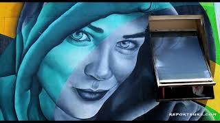 Les Graffitis de Street Art City