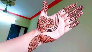 Mehndi Design 2018 Simple And Easy