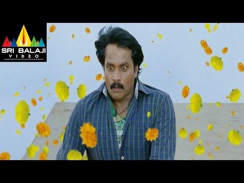 Maryada Ramanna Movie Sunil Introduction Scene | Sunil, Saloni | Sri Balaji Video