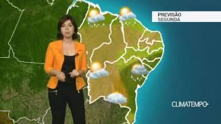 Previsão Nordeste - Umidade aumenta no sertão