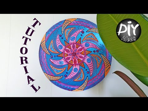 diy-room-decor---how-to-decorate-your-room-step-by-step-with-mandala-art-|-tutorial