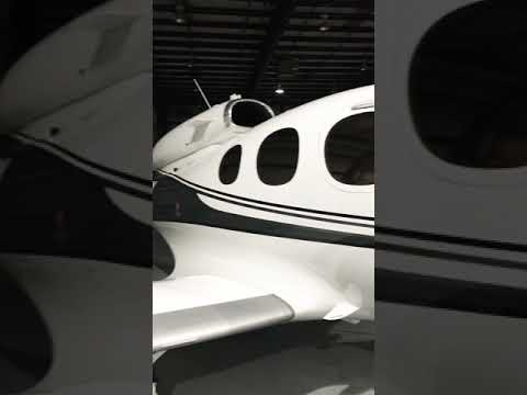 Cirrus Vision Personal Luxury Jet Aircraft Overview 2-1-18