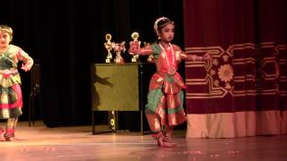 Ganesha Pushpanjali Dance By Nidhi and Group