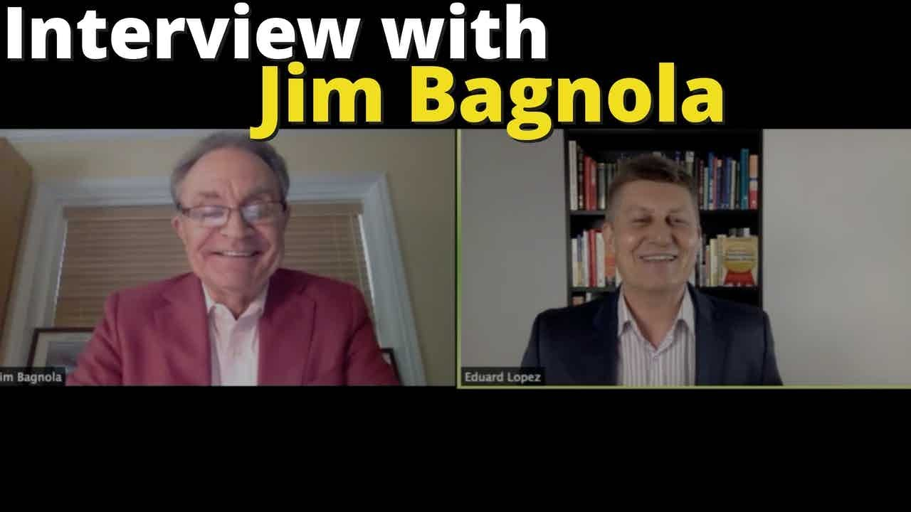 Let's talk Leadership! with Jim Bagnola