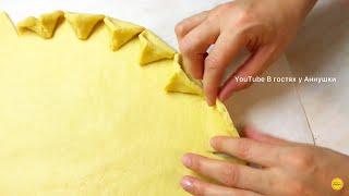 Пирог с вареньем и сливочным сыром Я настоятельно рекомендую вам этот Рецепт пирога