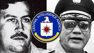 Pablo Escobar, Noriega and CIA Narco Traffickers