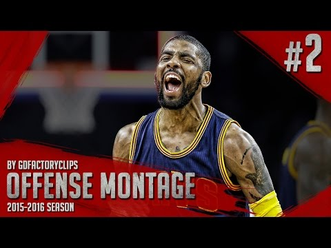 Kyrie Irving Offense Highlights Montage 2015/2016 (Part 2) - UNCLE DREW Nasty Handles & Crossovers!