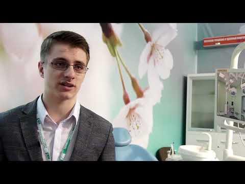 Новинка от РУП Медтехноцентр стоматология на выставке Здравоохранение Беларуси 2019