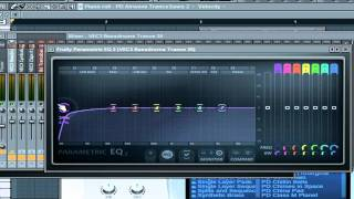 FL Studio Basics Tutorial Part 4 - Mixing, Equalizing & Side Chaining.