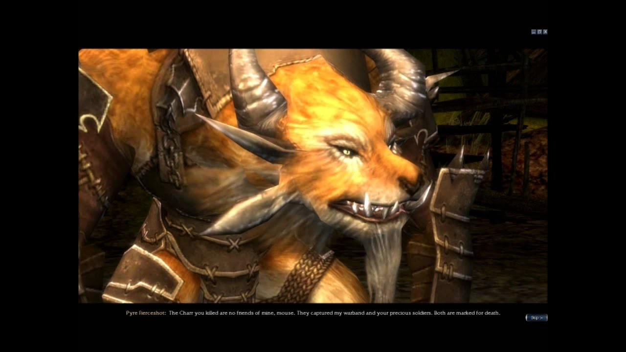 Guild Wars Asura, Norn & Charr Lore Flashback (recap) Part 2 GifMike