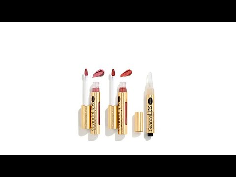 Grande Cosmetics  HydraPlump Matte Duo w/Gloss