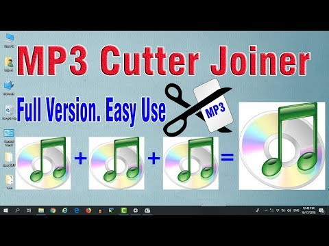 MP3 Cutter Joiner | How To Download And Use.