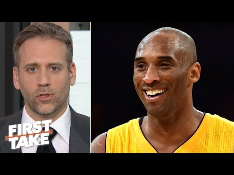 Max Kellerman speaks highly of Kobe Bryant's fierce competitiveness | First Take
