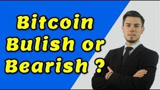 Bitcoin Bullish or Bearish $10,000 ? - LIVE Crypto Trading Analysis & BTC Cryptocurrency Price News