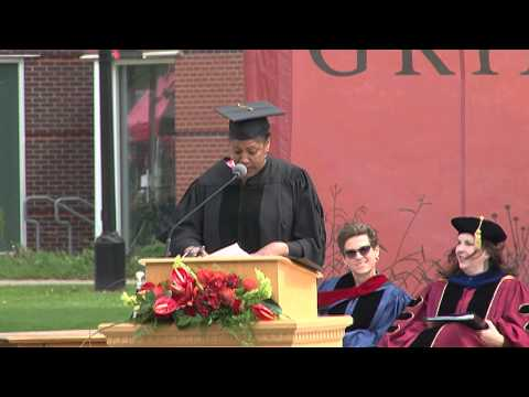 Nancy Giles, Commencement Speaker, Grinnell College 2014