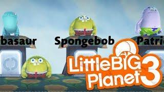 LittleBIGPlanet 3 - Cartoon & Video Game Costume Giveaway [DOMINIC11116] - PS4