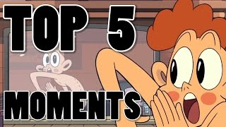 "TOP 5 MOMENTS in ""The New Lars"" - Steven Universe - Episode 88"