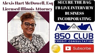 How To Incorporate Your Business - S Corp, C Corp, LLC, Corporate Finance, Business Credit,Taxes/CPA