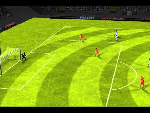 FIFA 14 iPhone/iPad - Honduras vs. Suisse