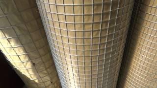Сетка сварная оцинкованная 25х25 д1,7 мм Zn=130 г/м2(Это сварная сетка оцинкованная с ячейкой 25х25 мм из проволоки 1,7 мм оцинкована горячим цинкованием путем..., 2014-08-13T13:53:11.000Z)