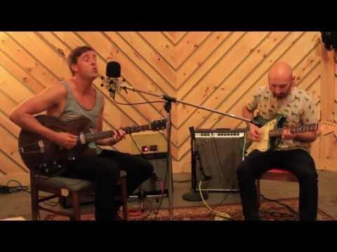 Chris Lind @ The Bunker Studio Brooklyn - a take away performance