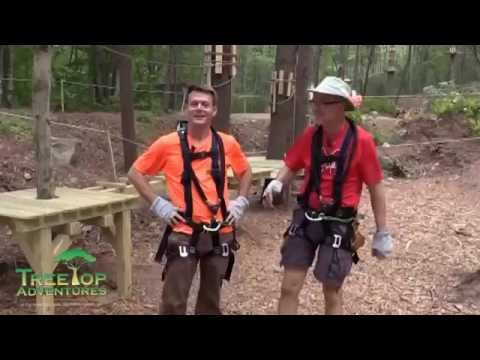 TreeTop Adventures Canton on Talk of the Town!