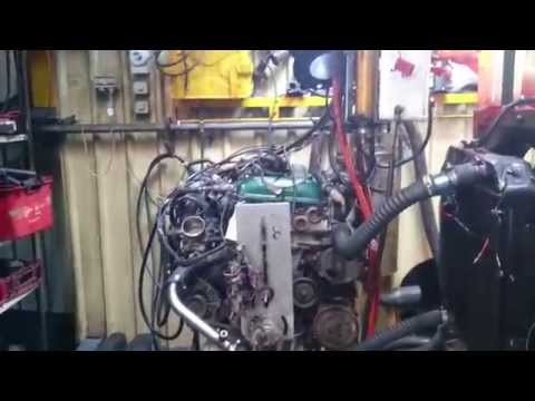 Nissan SR20DET Modified JDM Engine Running – Rolin Automotive Imports