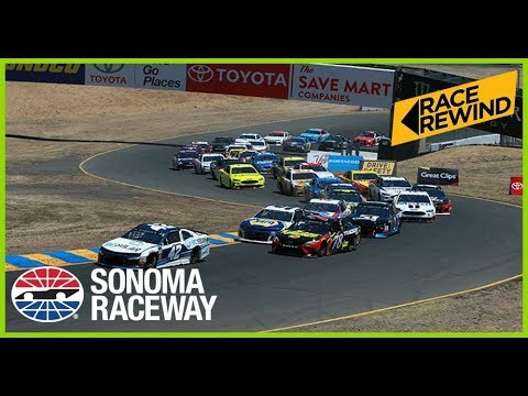 Race Rewind: Sonoma Raceway in 15