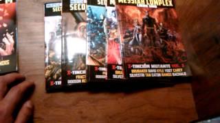 Biblioteca Marvel 2014 Extinción Mutante