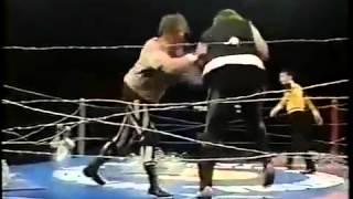 Iwa japan terry funk vs cactus jack (1995)part 1