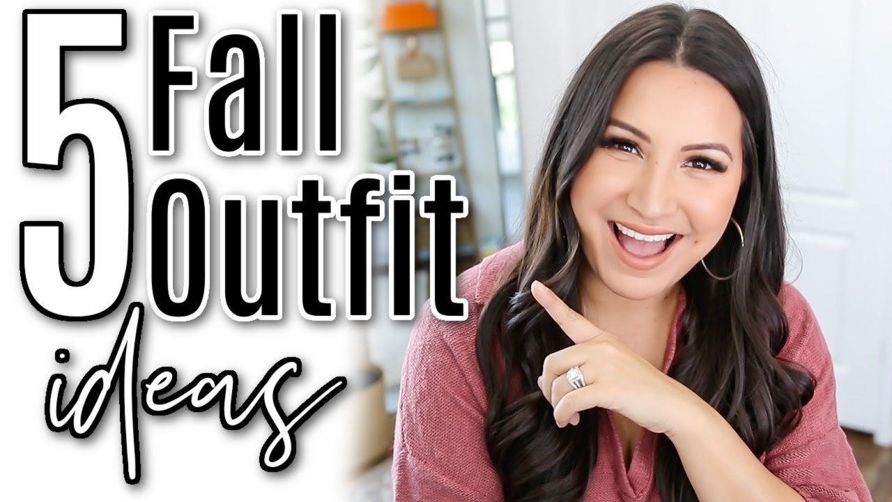 Download 5 FALL OUTFIT IDEAS *The Best Coat for Fall* | LuxMommy