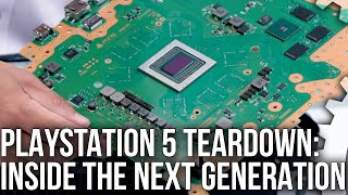 PlayStation 5 Teardown Analysis: Inside Sony's Next Generation Hardware Design