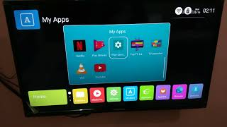 How to Update Google Play Services in Android Smart TV - Download APK File Install and Update