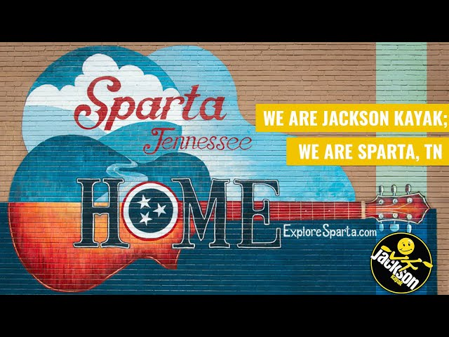 We Are Jackson Kayak | We are Sparta, TN