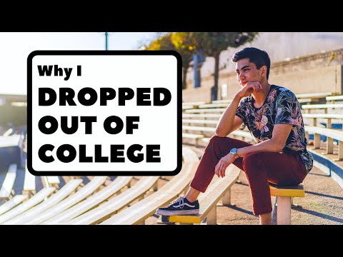Why I Dropped Out Of UC Berkeley