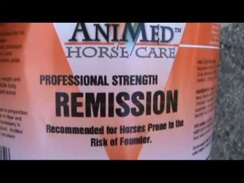 Hoof Supplement Review - Animed Remission