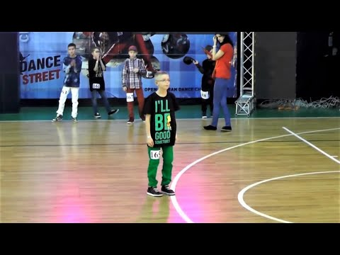 BEGOOD │IGNAS - OPEN LATVIA DANCE CHAMPIONSHIP 2016 - Children Male Open Solo - 1 place