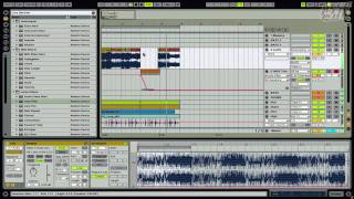 Dubstep bass in Massive and resampling by Mars - Part 2