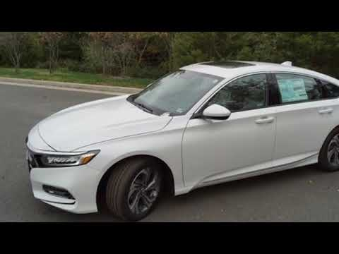 New 2020 Honda Accord 1.5T Centreville Chantilly, DC #HCLA000451