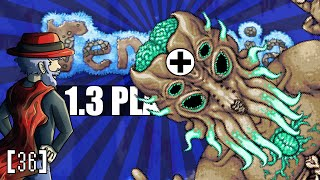 Terraria 1.3 Lets Play - DOES CHIPPY BEAT THE MOON LORD? [36] (Terraria PC playthrough)