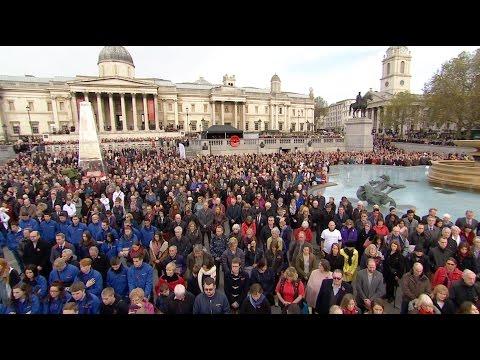 The Royal British Legion Live Stream