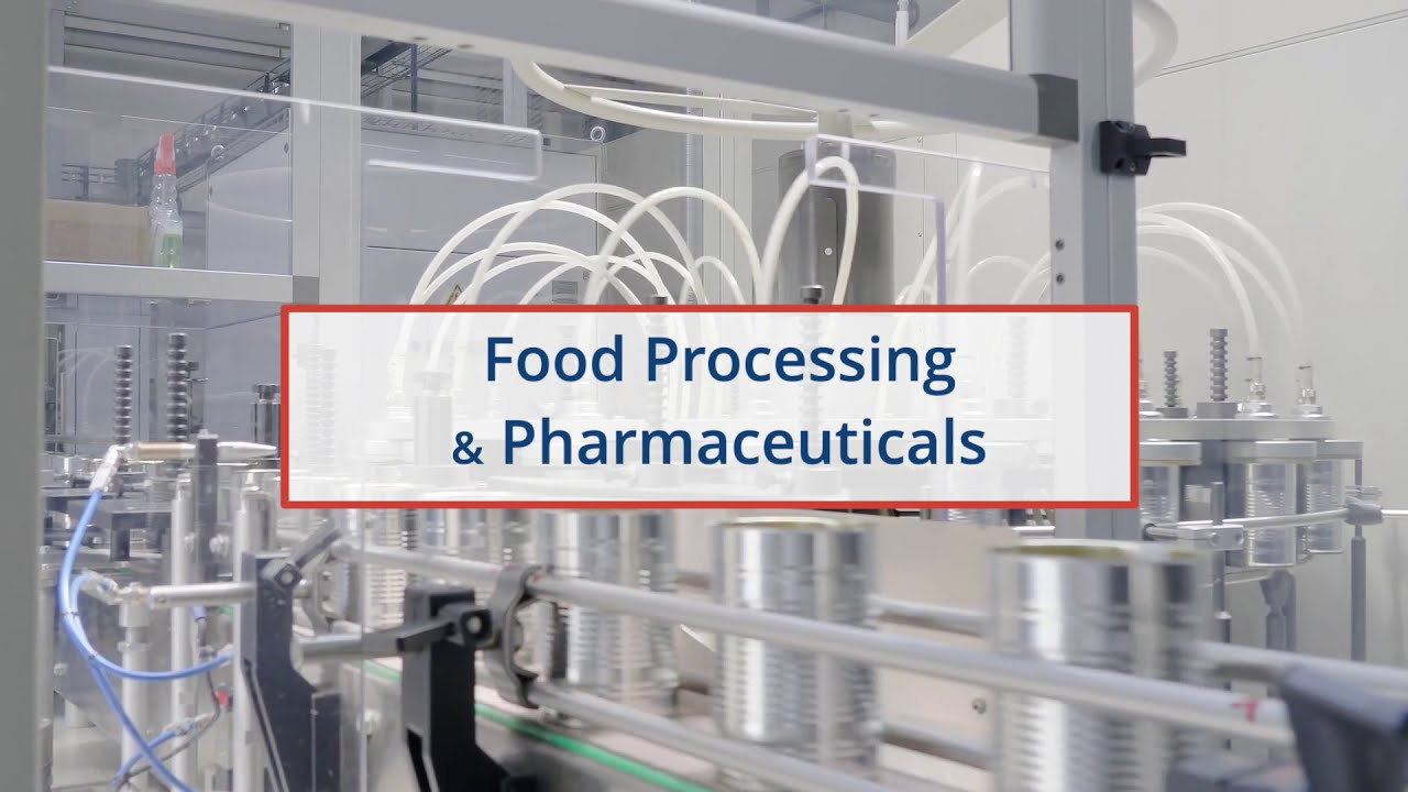 Electri-Flex's Types LAFG and LSSFG are a Must-Have for Your Next Food Processing Project