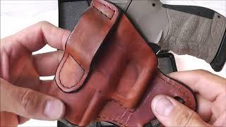 Holster für die Walther P22 / P22Q Schreckschusspistole