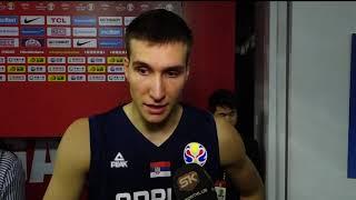 Bogdan Bogdanović Posle Poraza od Argentine u Četvrtfinalu Mundobasketa   SPORT KLUB Košarka